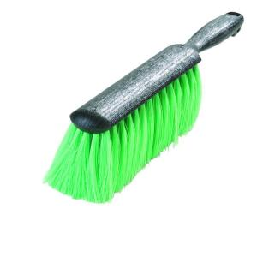 Carlisle 13 inch Nylex Counter Scrub Brush (Case of 12) by Carlisle
