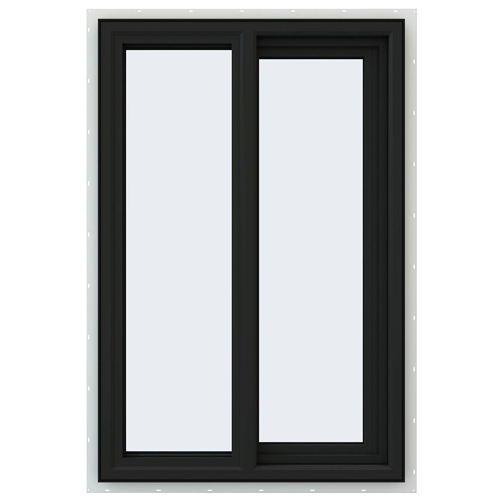 23.5 in. x 35.5 in. V-4500 Series Right-Hand Sliding Vinyl Windows