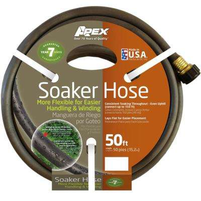 1/2 in. Dia x 50 ft. Soaker Water Hose
