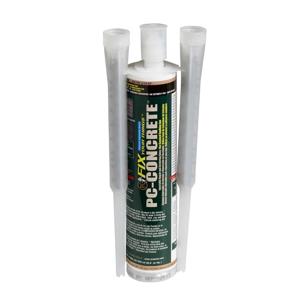 PC Products PC Concrete 9 oz. Epoxy-072561 - The Home Depot