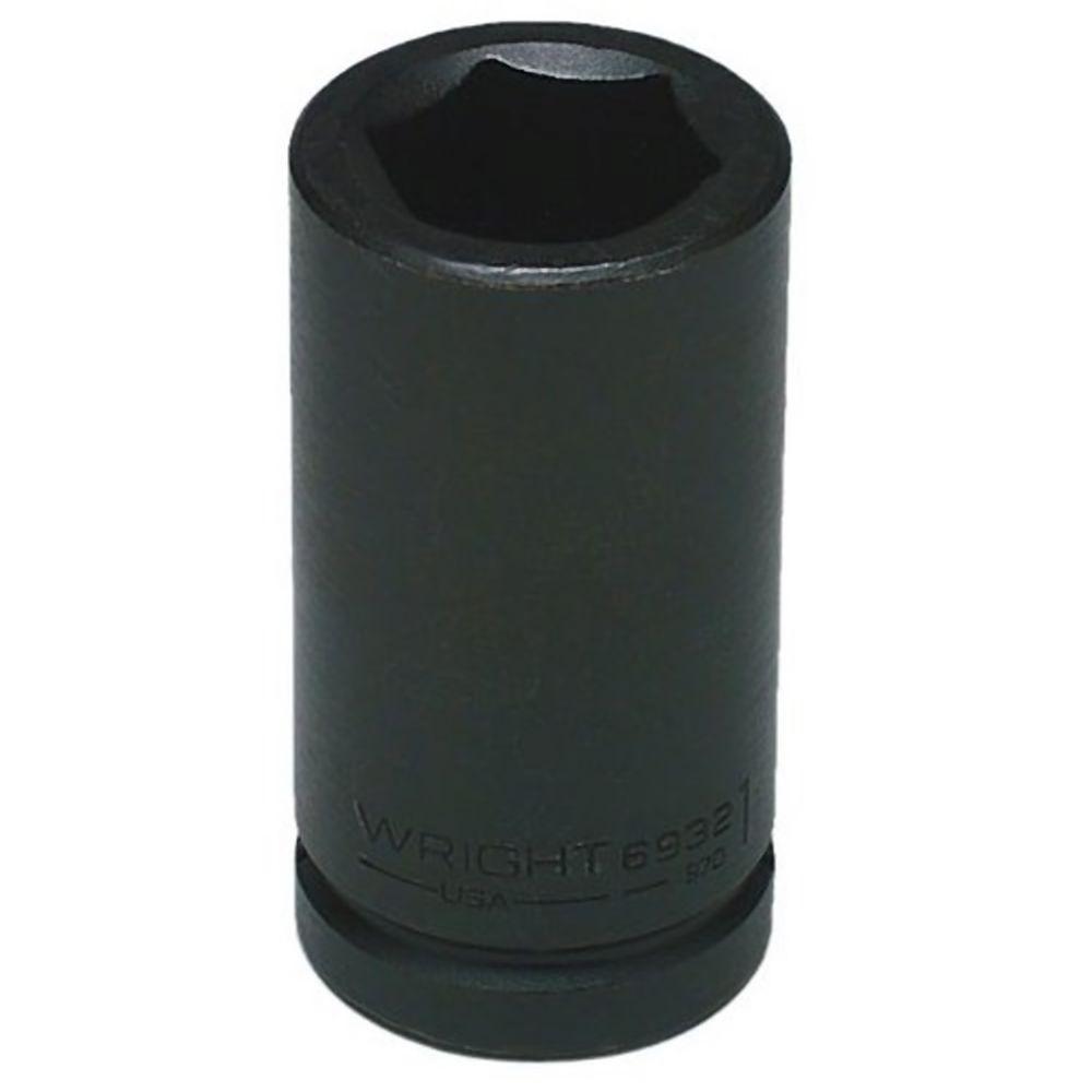 84966 GEARWRENCH 3//4 Drive Hex Bit Impact Metric Socket 24mm