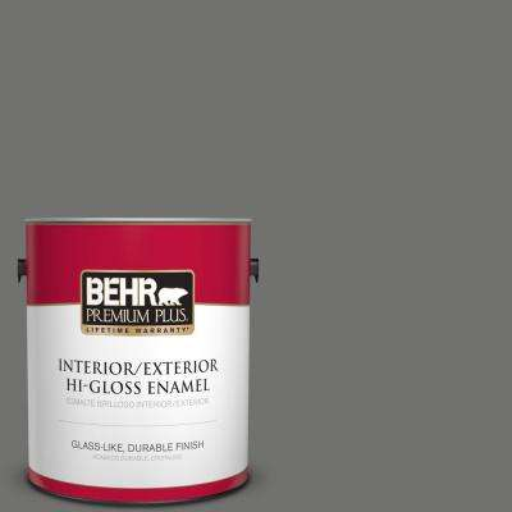 1 gal. #MQ2-61 Magnet Hi-Gloss Enamel Interior/Exterior Paint