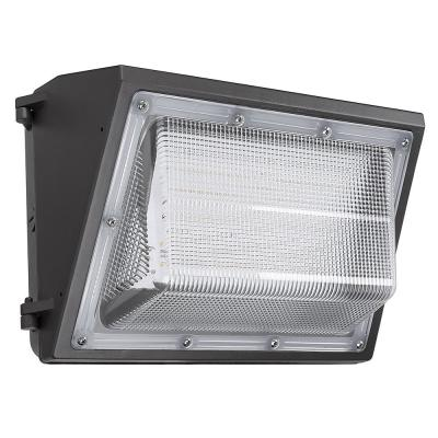150-Watt Equivalent Integrated LED Bronze 14 in. Outdoor Wall Pack Light 5000K Daylight Photocell Compatible 3500 Lumens