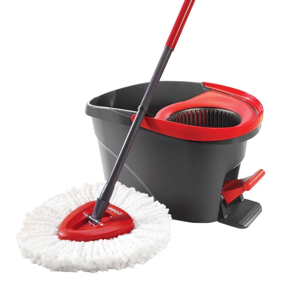 O-Cedar 148473 Easy Wring Spin Mop Deals