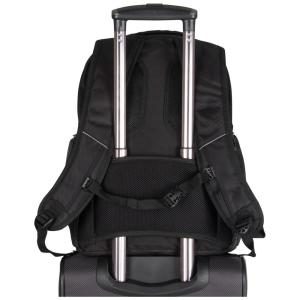 b57fe58841bd +8. Heritage Urban Traveler Polyester Dual Compartment Checkpoint Friendly  17 ...