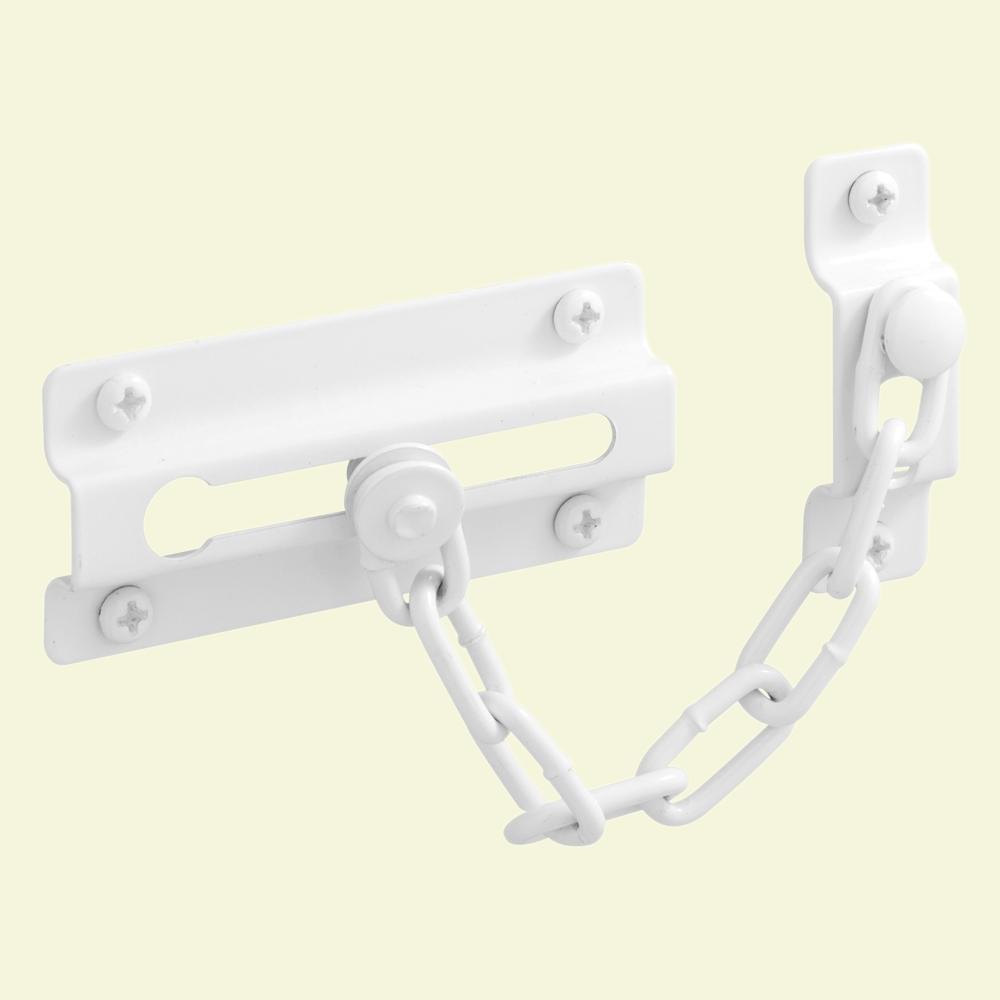 Door chain locks New Chain Door Guard Photos Wall And Door Tinfishclematiscom Chain Locks Door Security The Home Depot