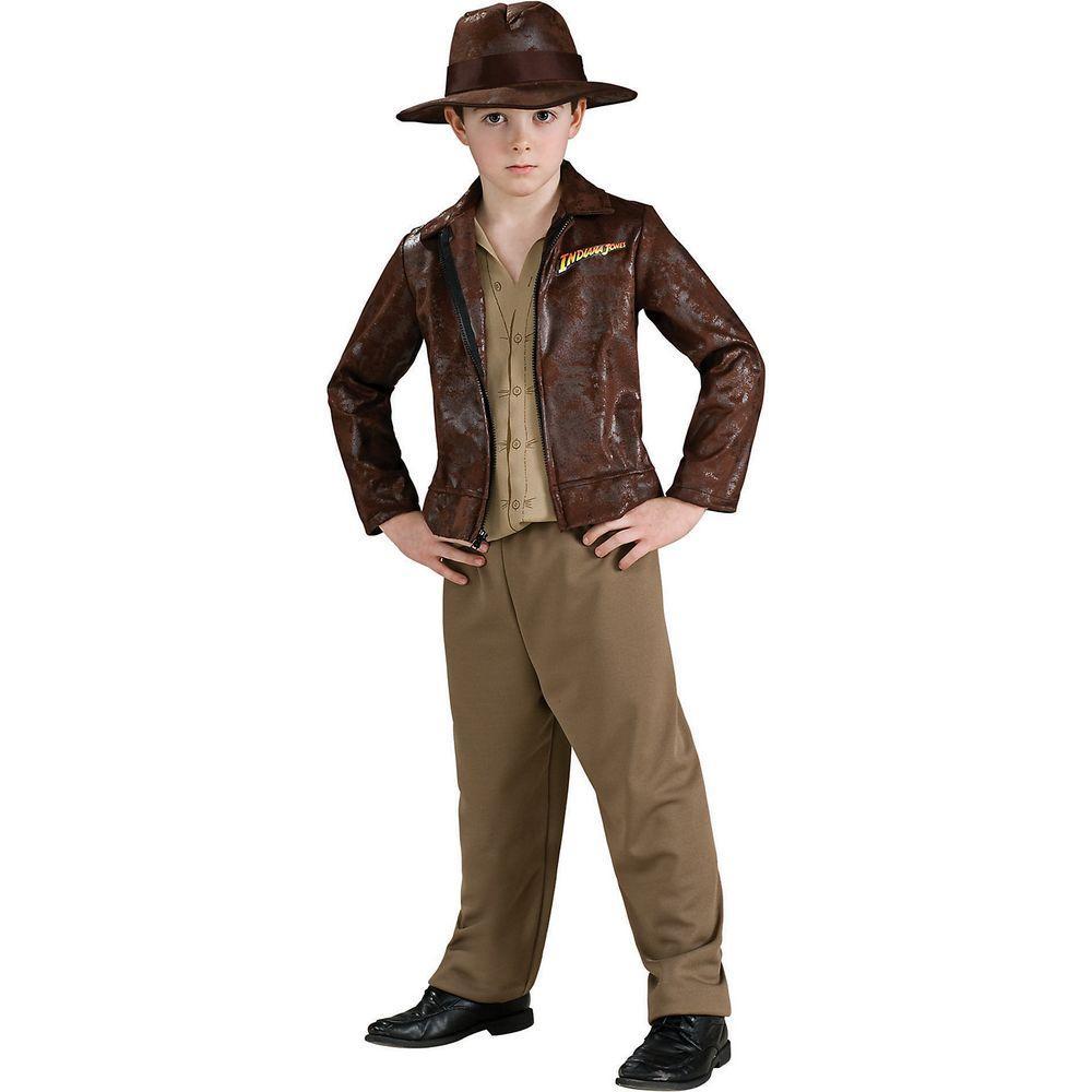 Rubie s Costumes Deluxe Indiana Jones Child Costume-R883126 M - The ... f3e4ed443e7