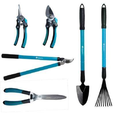 Bloom Ultimate Cutting/Digging Kit in Blue (7-Piece)