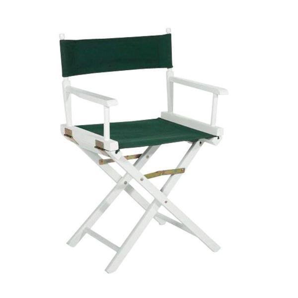 Casual Home White Director S Chair Cover 021 29 The Home