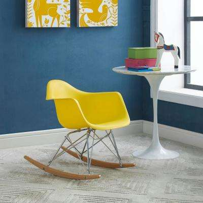 ... Mid Century Modern. Compare. Rocker Yellow Kids Chair