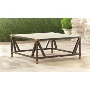 Brown Jordan Form Patio Chat Table Stock Dy11114 Ch The Home Depot