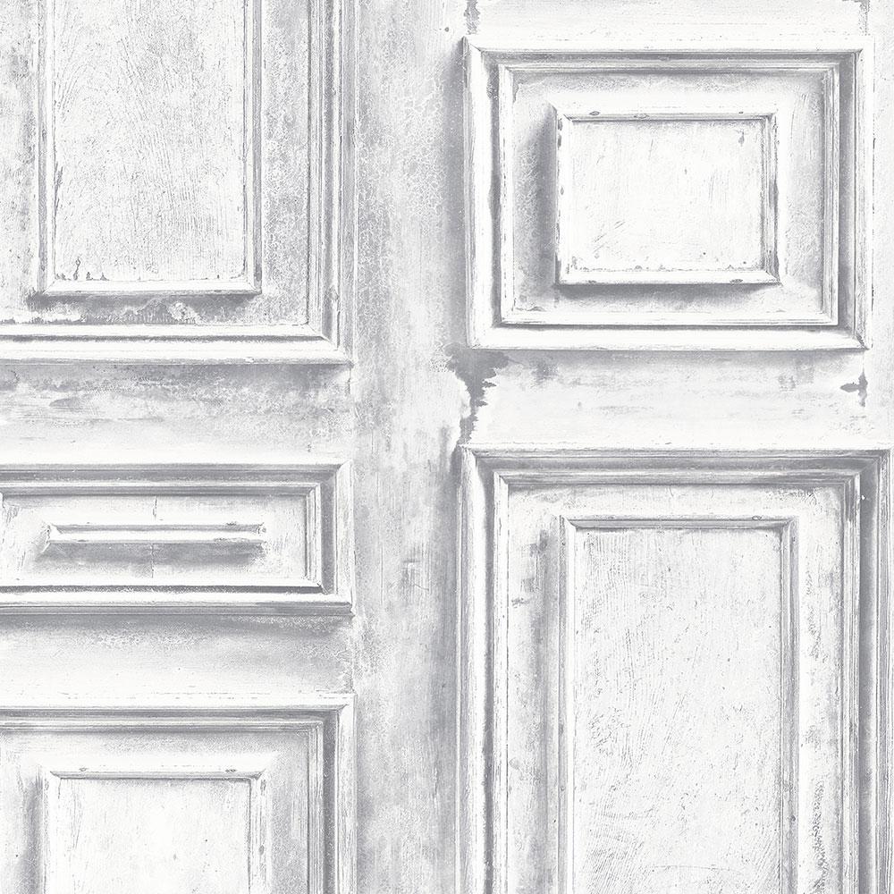 Norwall Wood Panel Wallpaper LL36209