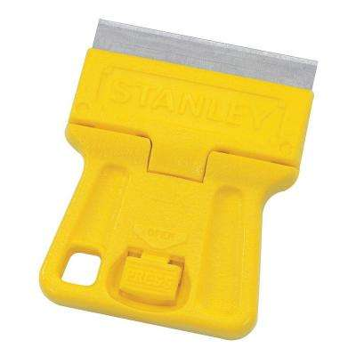 1-3/16 in. High Visibility Mini-Razor Blade Scraper