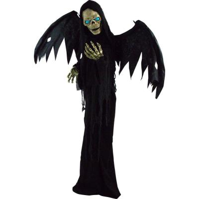 74 in. Touch Activated Animatronic Reaper