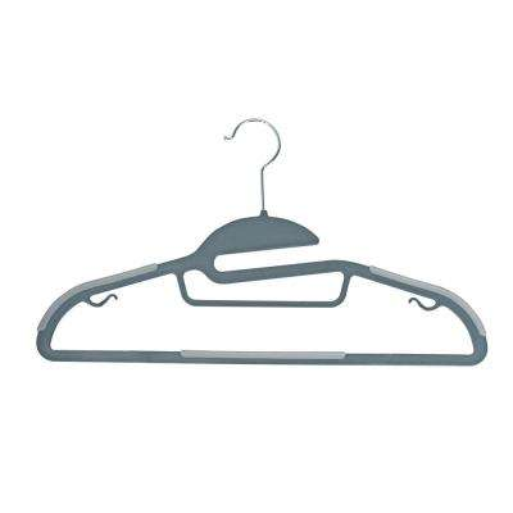 Ultimate Hanger in Dark Grey (8-Pack)