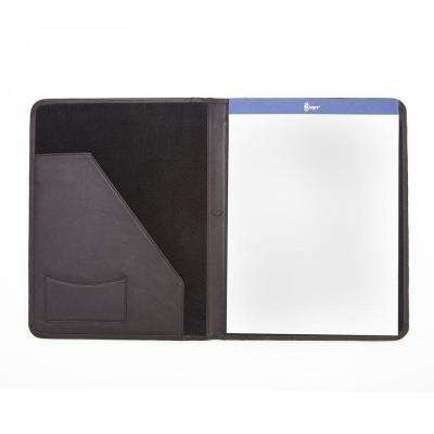 Luxury Suede Lined Writing Portfolio Organizer