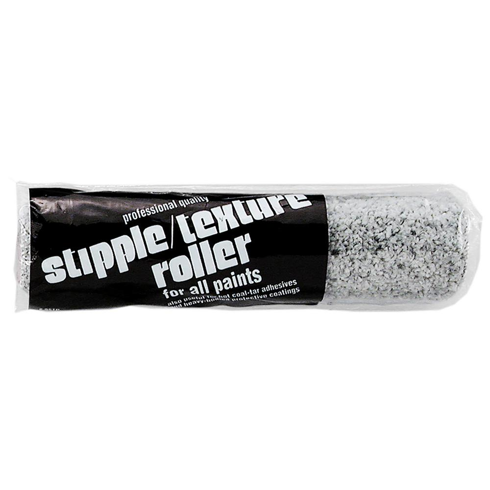 3 in x 1 4 in carpet stipple texture roller cover 36 pack h3 stp the home depot for Paint roller designs home depot