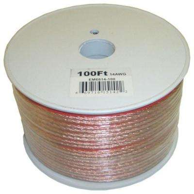 Electronic Master 100 ft. 14-2 Stranded Speaker Wire