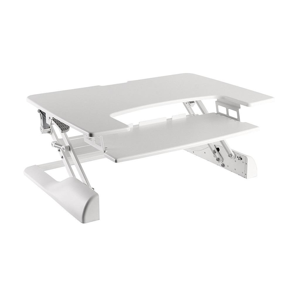 36 in. Freedom Desk, White