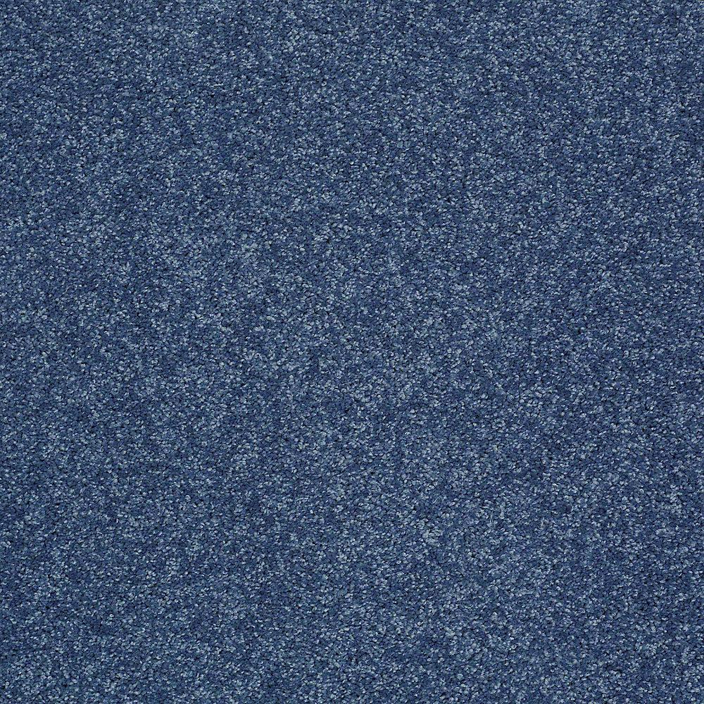 Carpet Sample - Slingshot II - In Color Blue Bird 8 in. x 8 in.