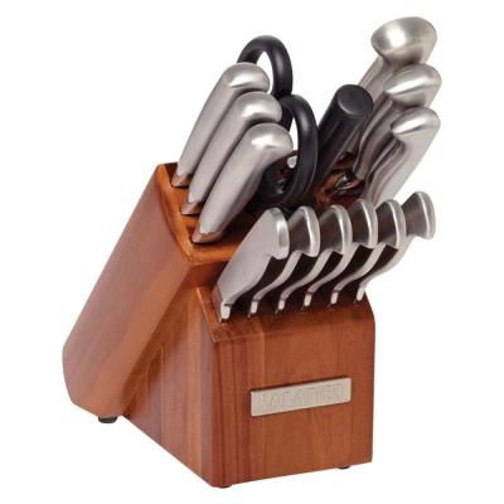 15-Piece Cutlery Knife Set