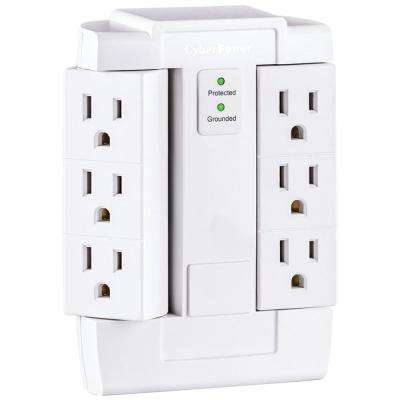 6-Outlet Essential Surge Protector