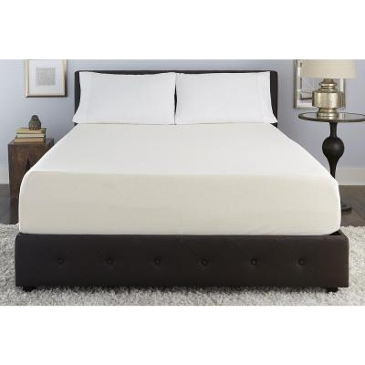 Tranquility King Size 12 in. Memory Foam Mattress with CertiPUR-US Certified Foam
