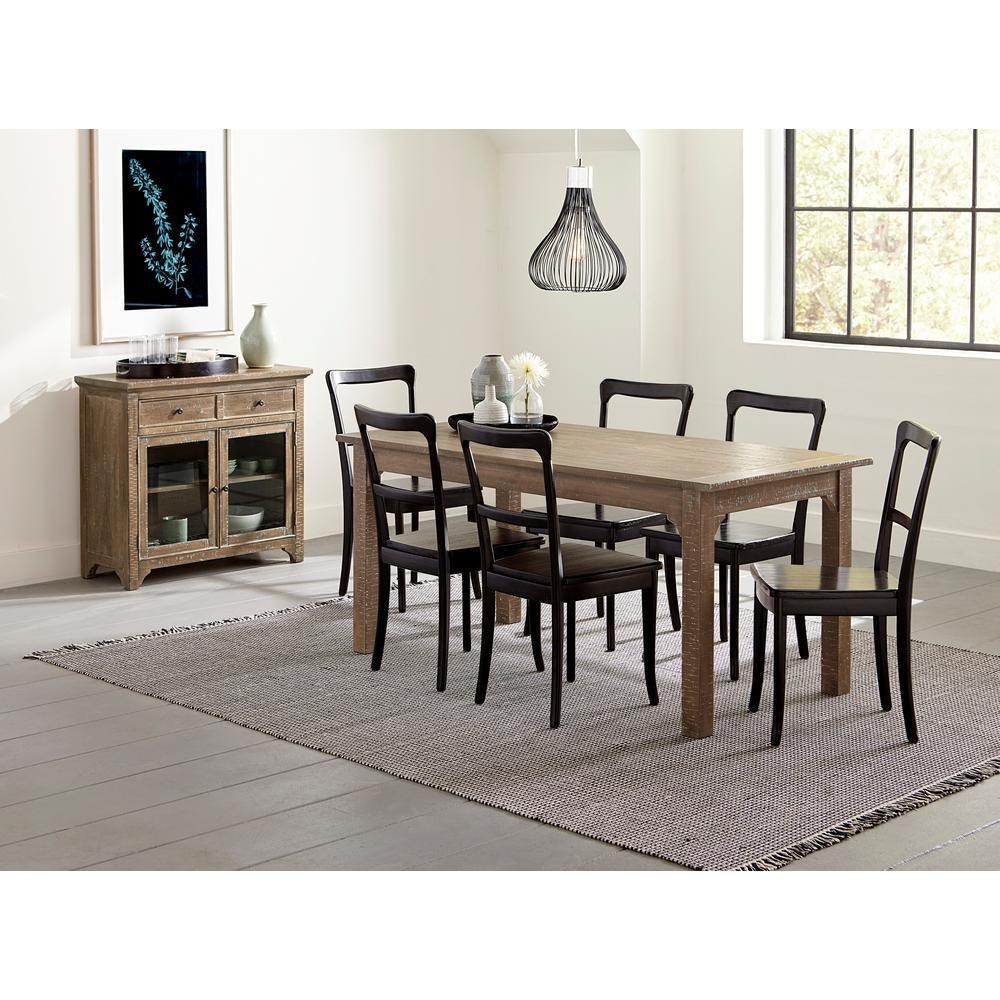 Teresa Distressed Oak Dining Table