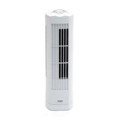 UltraSlimline 17 in. Oscillating Tower Fan