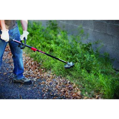 Add-On Brush Cutter Attachment with J-Handle Kit