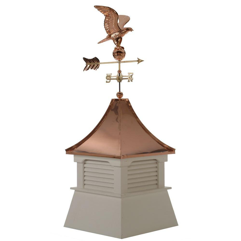 Suncast Belvedere Cupola with Weathervane-DISCONTINUED