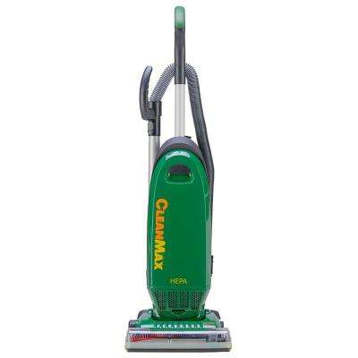 CleanMax Nitro Series Corded Bagged Upright Vacuum Cleaner with Metal Brushroll and Handle