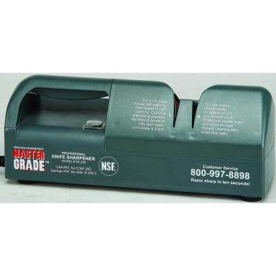 Heavy-Duty Commercial Knife Sharpener 110-Volt