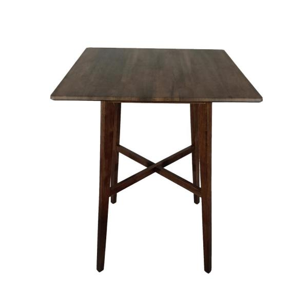 Kenilworth 42 in. Walnut Counter Table