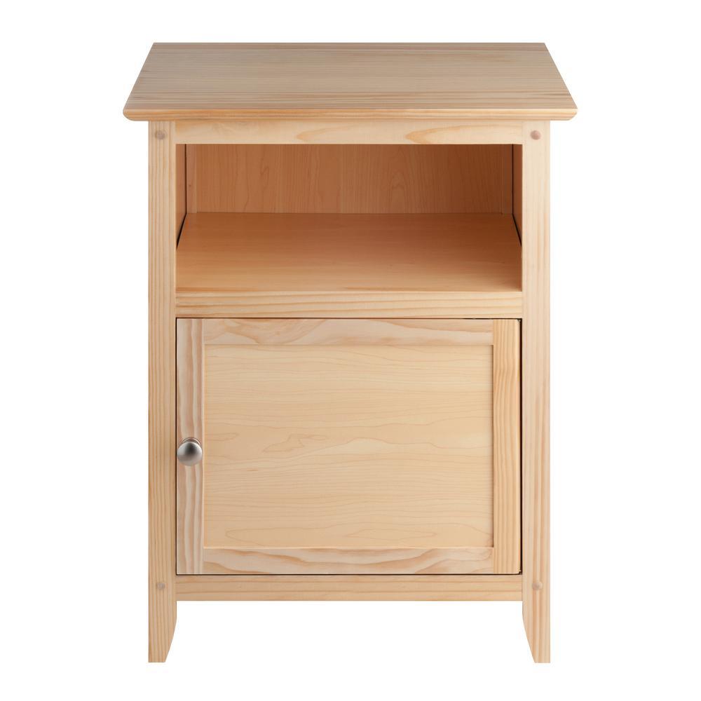 Oak Nightstands Bedroom Furniture The Home Depot