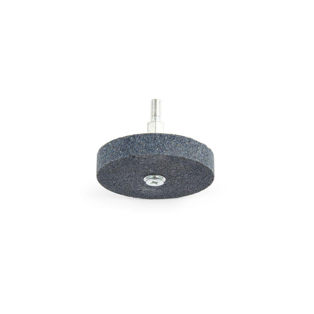 Lincoln Electric 2-1/2 in. x 1/2 in. Black Aluminum Oxide Grinding Wheel