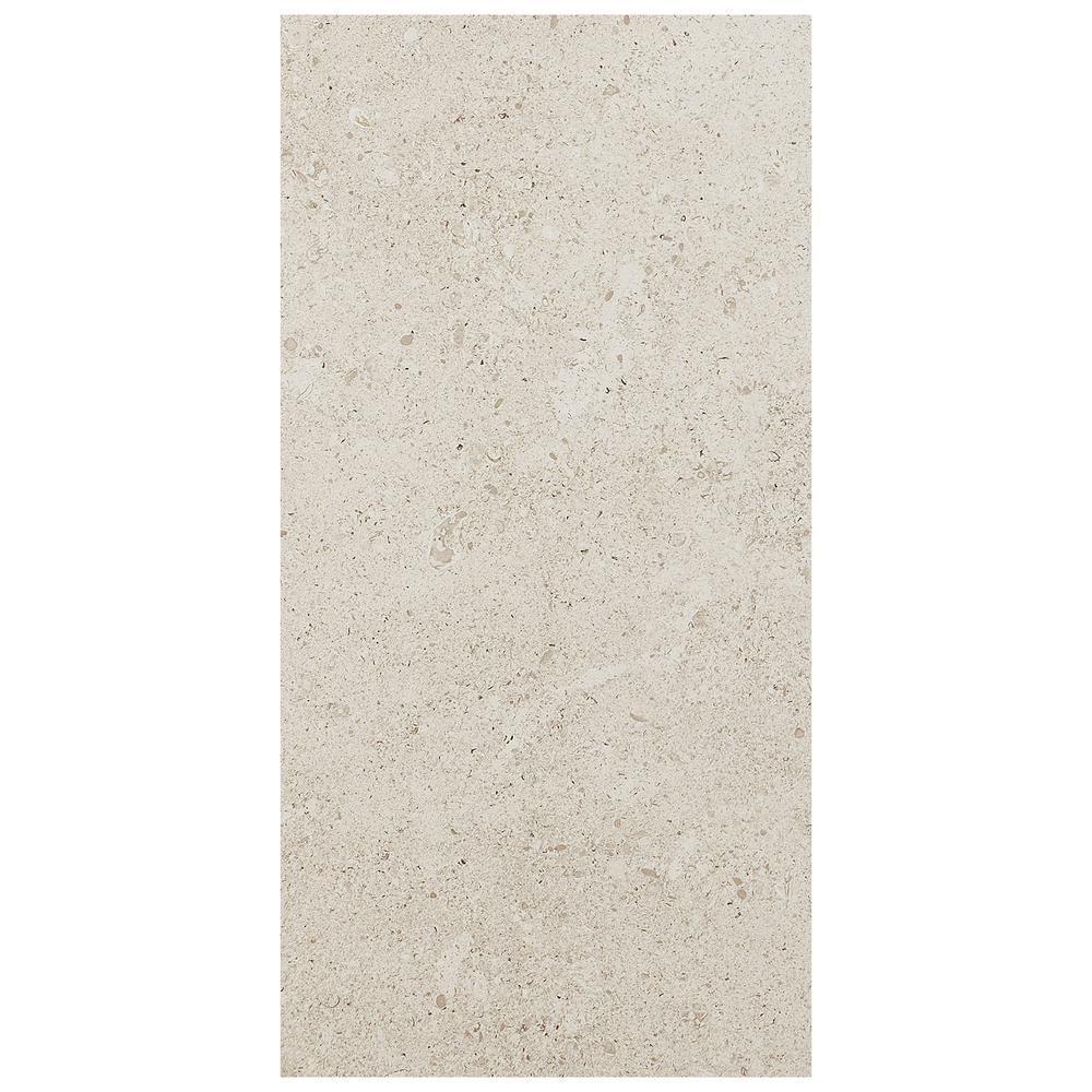 Adelaide White Matte 24 in. x 48 in. Color Body Porcelain