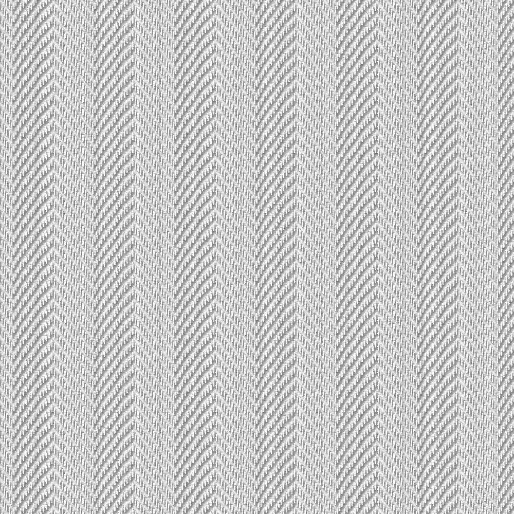 Martha Stewart Living 56 sq. ft. 1 Double Roll Herringbone Paintable Wallpaper
