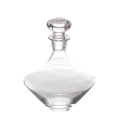 Classic Teardrop Decanter with Stopper