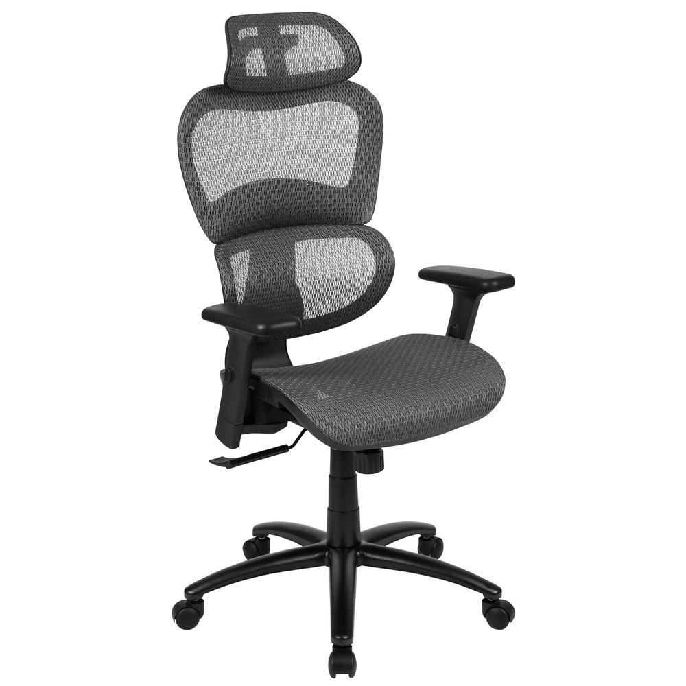 Gray Office/Desk Chair