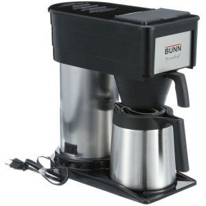 Btx 10 Cup Thermal Home Coffee Brewer