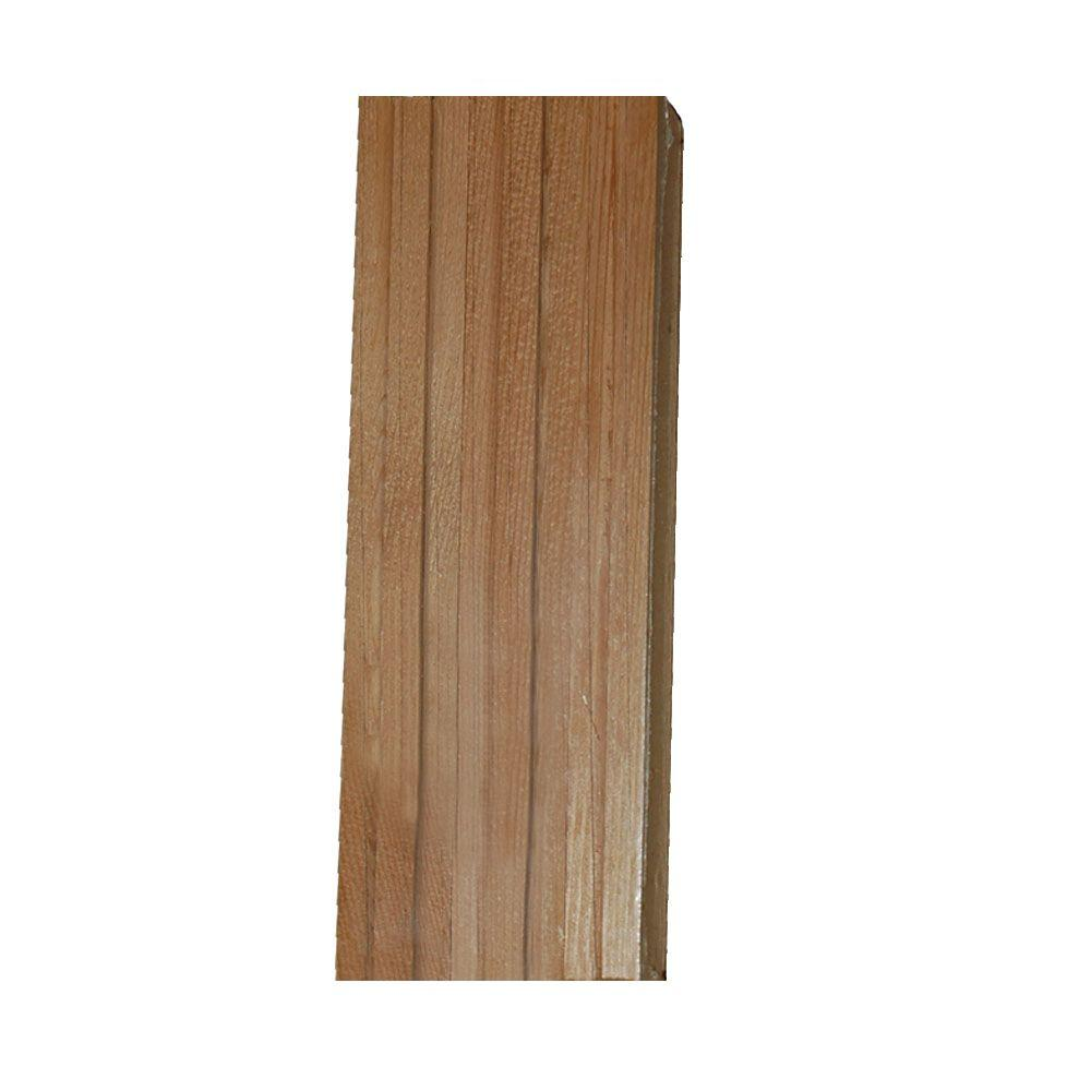 8 in. Cedar Shims (14-Piece per Bundle)