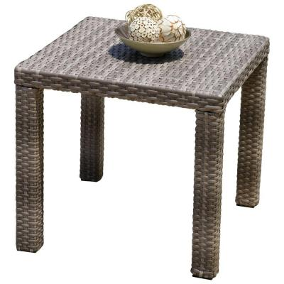 Cannes 20 in. Patio Side Table