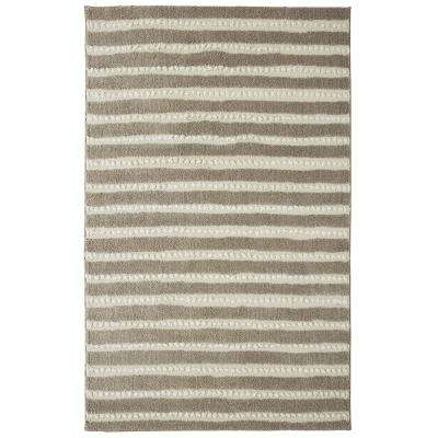 Bergen Gray By Under The Canopy 8 ft. x 10 ft. Area Rug