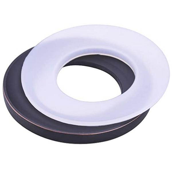 3 in. O.D. x 3/8 in. Mounting Ring, Oil Rubbed Bronze
