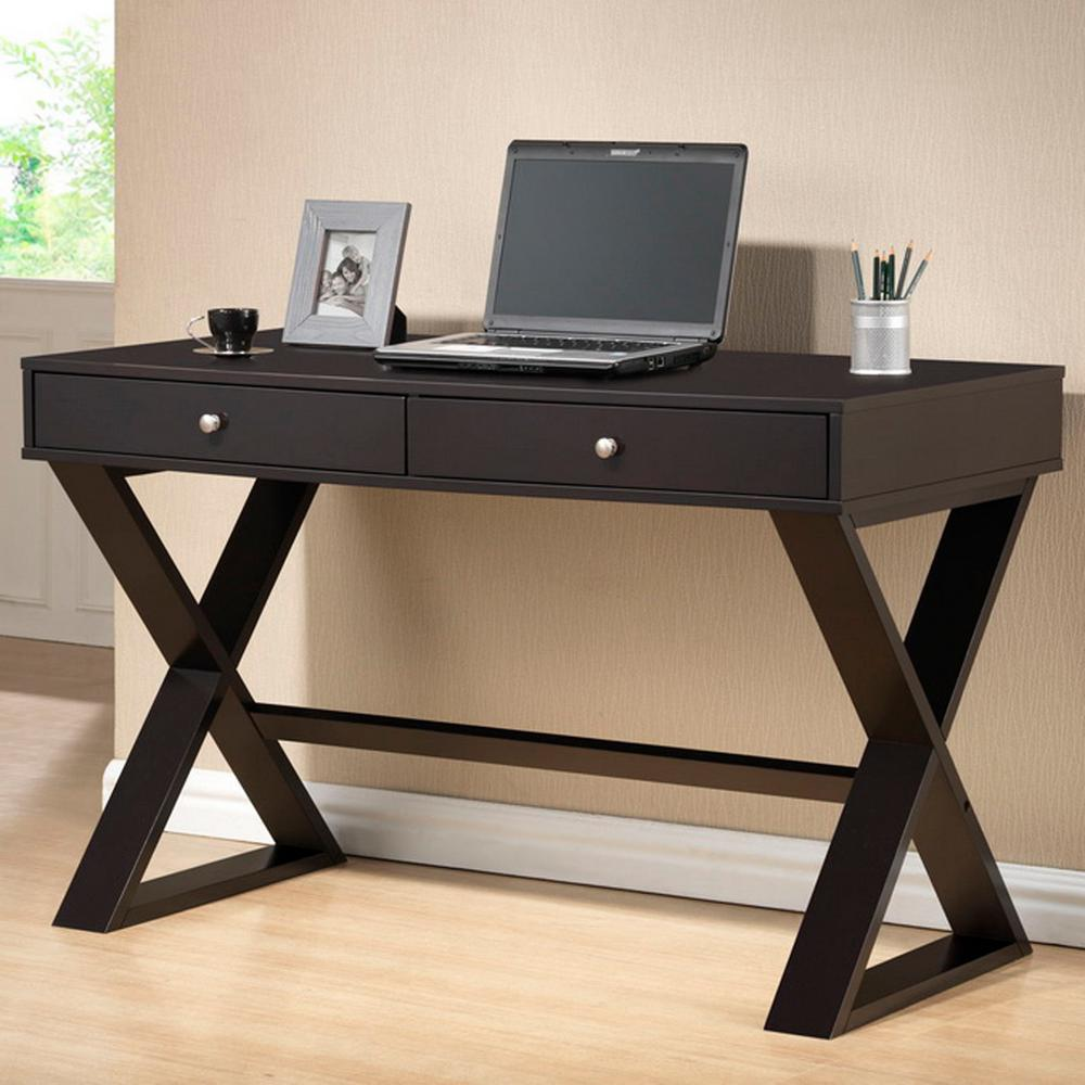 Home Decorators Collection Ambrose Natural Desk With