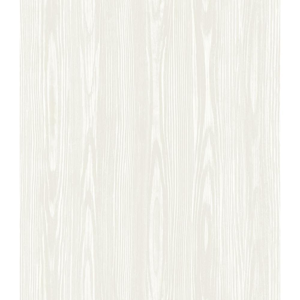 A-Street Illusion Beige Wood Wallpaper Sample 2716-23838SAM
