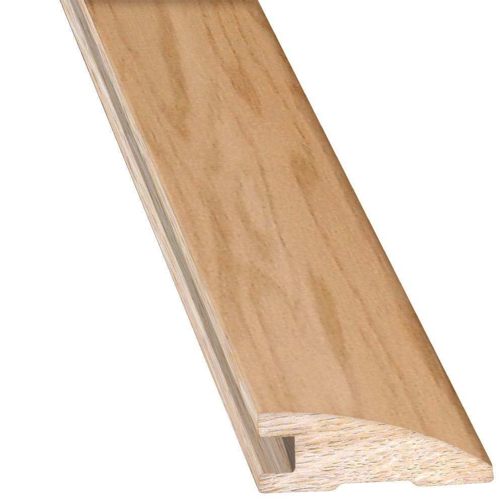 Oak Ivory/Alabaster 3/4 in. Thick x 2 in. Wide x 78