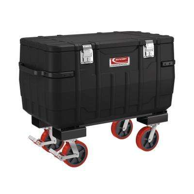 48 in. Job Box with Forklift and Caster System