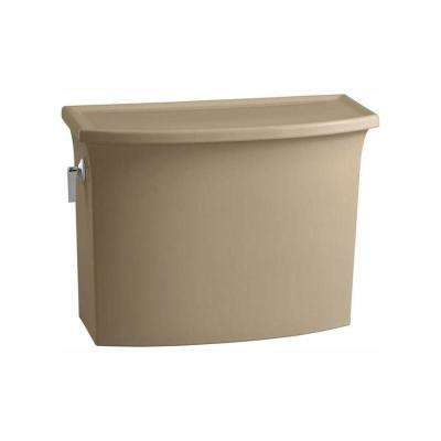 Fantastic Archer 1 28 Gpf Single Flush Toilet Tank Only With Aquapiston Flushing Technology In Mexican Sand Caraccident5 Cool Chair Designs And Ideas Caraccident5Info
